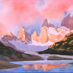 Jane Fritz - New Mexico Watercolor Society 2021 Spring Virtual Exhibition