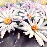 Jane Fritz - New Mexico Watercolor Society 2021 National Annual Fall Show