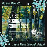 Susanne Larkham - Juried Regional Exhibit