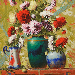 Robert Johnson - Oil Painting Workshop: Still Life and Floral