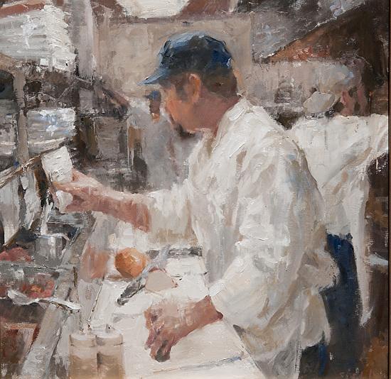 Kitchen Frenzy - Oil