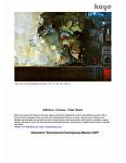 "BOOK  International Contemporary Masters ""Hurricane"" 2012 by KiKi Kaye  ~  x"