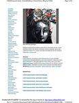 FASO Article about Kiki Kaye-3 by KiKi Kaye  ~  x