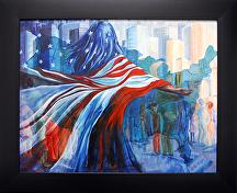 "My Dream by KiKi Kaye Oil ~ 29"" x 33"""