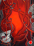 """Love in Music"" by KiKi Kaye Oil ~ 44"" x 32"""
