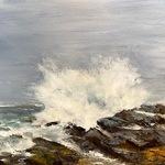 Three Sisters Fine Art - A Spray of Sea Salt ~ Maryclare