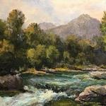 Douglas Hemler - Plein Air Painters of America Scottsdale Artists School Workshop