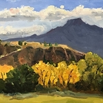 Diane Stoffel - Black Mesa Majesty: Solo Exhibition of Paintings by Diane Stoffel