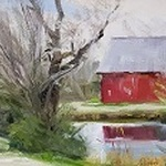 Wylie Fine Art Gallery & Society - ADVANCED OIL PAINTERS, weekly class with Andrew Wages