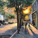 Brian Sauerland - Art Opening - J Petter Galleries, Douglas, Michigan