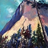 El Cap Oblique