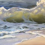 Nancy West - Painting the Natural Paradise of Chincoteague Island