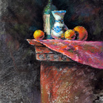 Stuart Hamby - Figures and Still Lifes - Stuart Hamby Solo Show (postponed)
