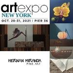 Hernan Miranda - Artexpo New York