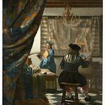 Eric Johnson - In the Studio of Vermeer