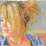 Janine Helton - Painting the Portrait in Watercolor
