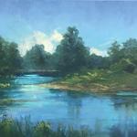 Catherine Crumpton - 2021 Landfall Foundation Art Show