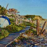 Caroline Zimmermann - New Works - Outdoor Exhibit
