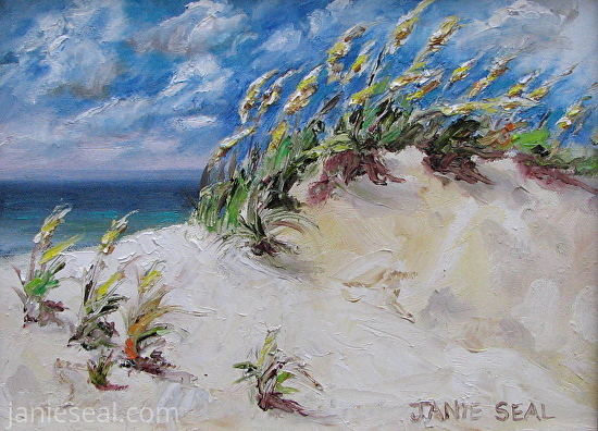 Gulf Breeze - Oil