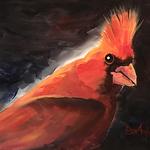 Benjamin Arnfield - Jane Stephens Memorial Watercolor III