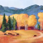 Karen White - Urban & Rural, Views of California
