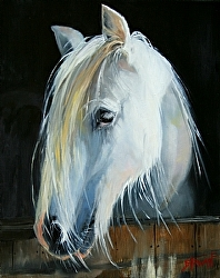 Ageless Beauty by Gina Strumpf Oil ~ 20 x 16