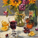 Mission Fine Art Gallery - Paint Lively Still Life