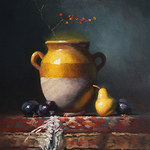 Trish Wend - NOAPS 2020 Best of America Small Painting National Juried Exhibition