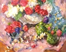A Few of My Favorite Things by Karen Meredith Oil ~ 24 x 30