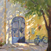 Dappled Gateway
