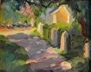Spring Light by Karen Meredith Oil ~ 8 x 10
