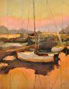 Quiet Morning by Karen Meredith Oil ~ 14 x 11