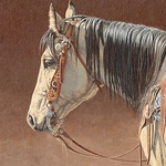 Sherry Cobb - America's Horse In Art Show and Sale
