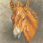 Sherry Cobb-Kelleher - America's Horse In Art Show and Sale