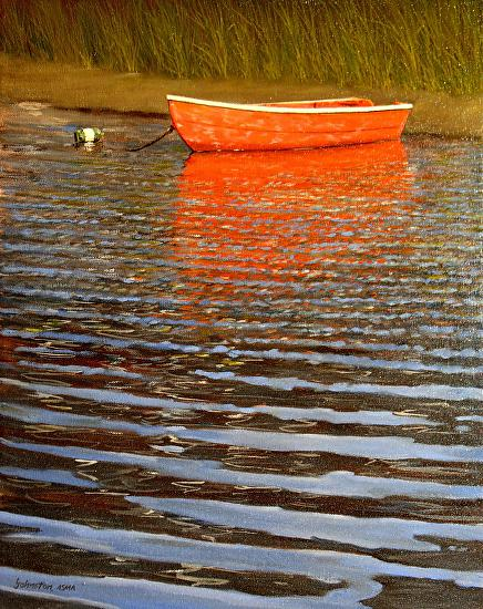 Rockport Rowboat - Oil