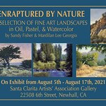 Sandy Fisher - Enraptured by Nature