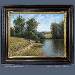Christine Drewyer - America the Beautiful / Mary Williams Fine Art Gallery