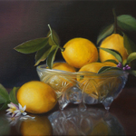 Sherry Roper - NOAPS 2021 Best of America Small Works Nat'l. Exhibition