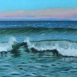Joanne Shyllberg - Wind, Waves and Sand