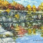 Kerry Kupferschmidt - Central MN Watercolorists at Art in Motion
