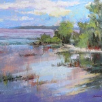 Barbara Reich - Great Lakes Pastel Society Members Exhibit