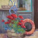 Barbara Reich - Great Lakes Pastel Society Members Exhibit