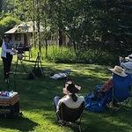 Christy Fuller - 10th Annual Driggs Plein Air Festival