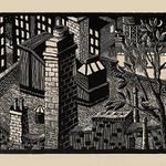 Karen Whitman - The Black and White Linocut: Exploring Texture, Value, Contrast
