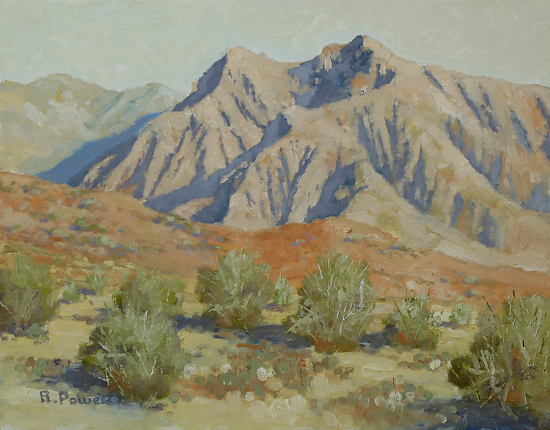 Down to Borrego 3-16-2012 - Oil