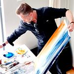 Bj�rn Bernstr�m - Inspirationskurs i akvarell Stockholm