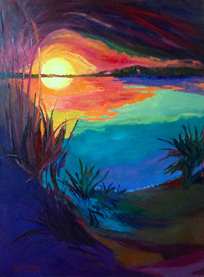 LowCountry Tapestry - Oil