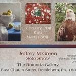 Jeffrey Green - Solo Show at the Rotunda Gallery