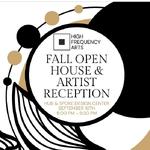 Sharon Jiskra Brooks - High Frequency Arts Open House
