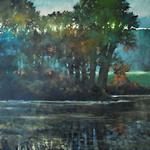 Robert MaGaw - Bryn Du Art Show